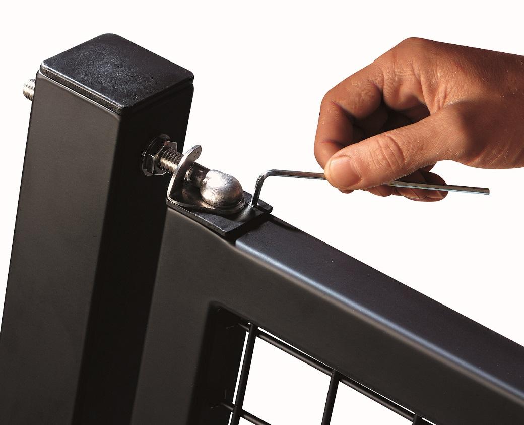 Molle per cancelli esterni pannelli termoisolanti - Come regolare un chiudiporta ...